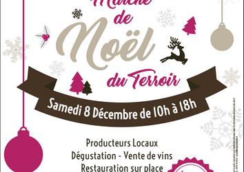 MARCHE DE NOËL DU TERROIR Edition Gastronomique