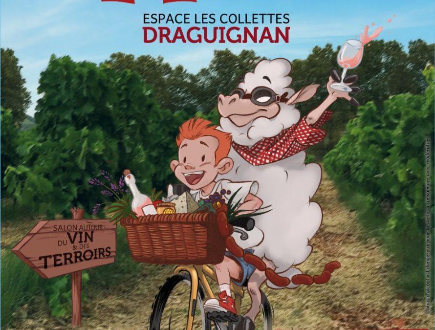 La Maison des vins au Salon Autour du vin & des terroirs – Draguignan – 26 & 27 Octobre